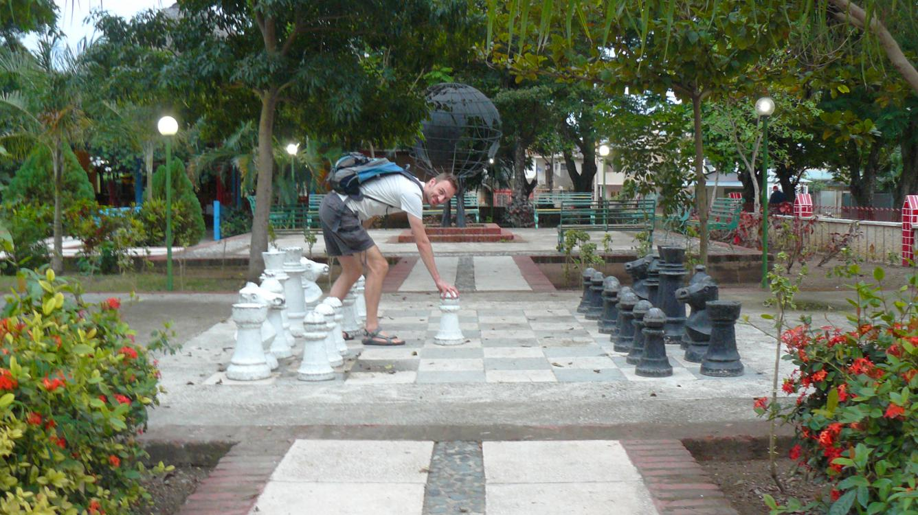 Che'Mate: Chess in Cuba