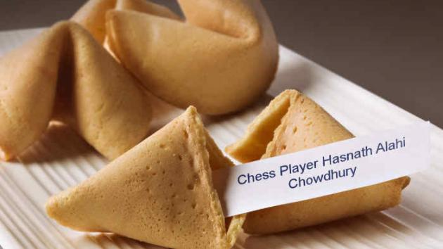 Chess Player Hasnath Alahi Chowdhury