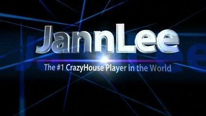 JannLee the Number 1 CrazyHouse Player in the World !!