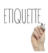 Chess Merit Badge Tips: Chess Etiquette