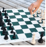 Chess Merit Badge Tips: Chess Board And Pieces