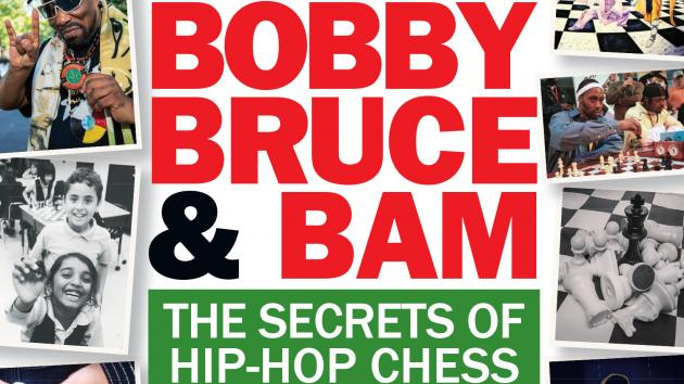 Innovative New Book Bobby, Bruce & Bam: The Secrets of Hip-Hop Chess (download sampler)