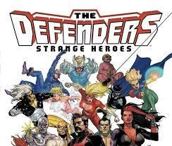 The Defenders: Strange Heroes