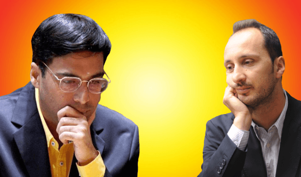 2016 Candidates Chess Tournament - Viswanathan Anand vs Veselin Topalov - Round 1