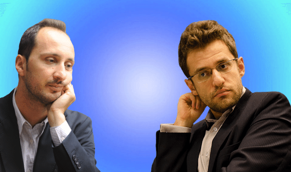 2016 Candidates Chess Tournament - Veselin Topalov vs Levon Aronian - Round 3
