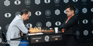 FIDE Candidates Tournament 2016 - Round 3 Part 1