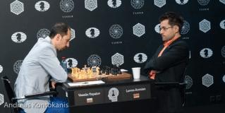 FIDE Candidates Tournament 2016 - Round 3 Part 2