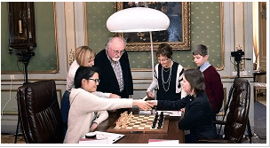 Hou Yifan wins the Women's World Chess Championship Match
