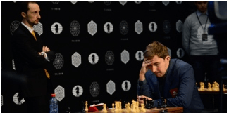 FIDE Candidates Tournament 2016 - Round 5