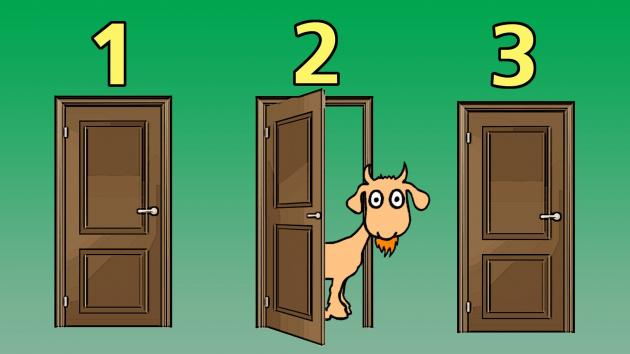 (12) The Monty Hall endgame variation
