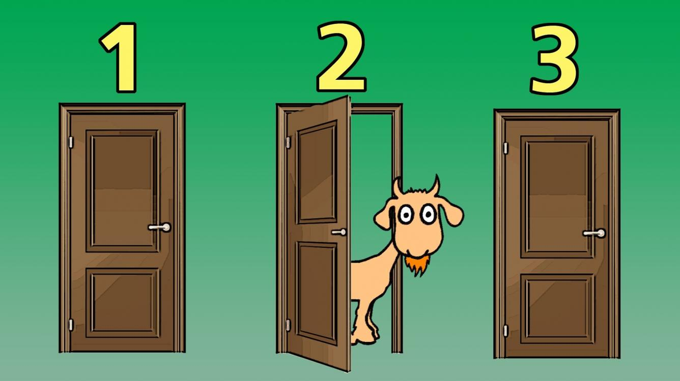 (12) The Monty Hall endgame variation