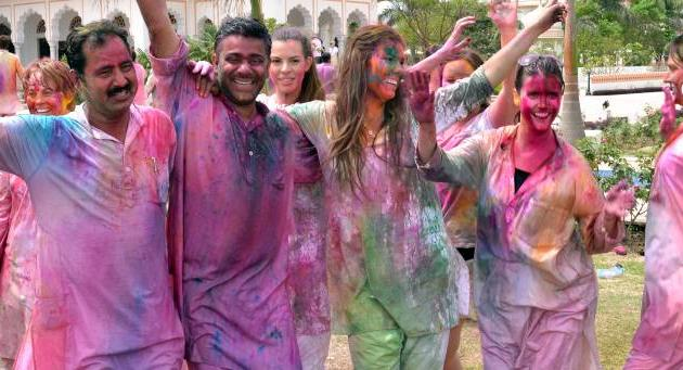 Happy Colorful Holi to all..