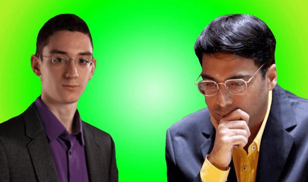 2016 Candidates Chess Tournament - Fabiano Caruana vs Viswanathan Anand - Round 10
