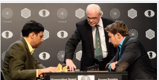 FIDE Candidates Tournament 2016 - Round 11 and 10