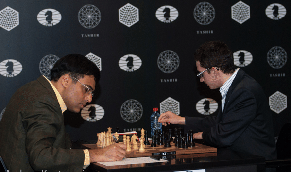 Fide Canidates Tournament- Round 13 and 12