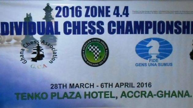 The Afriza Zone 4.4 Individual Chess Championship