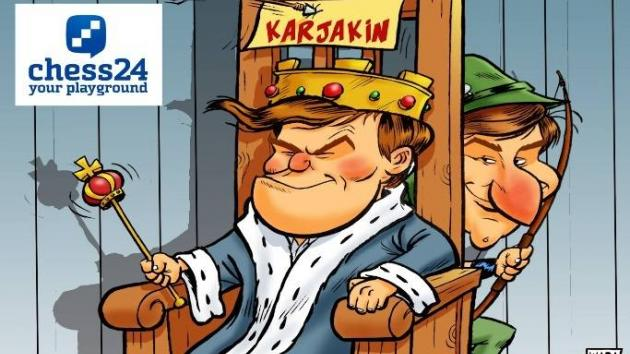 Karjakin on his Candidates Tournament triumph