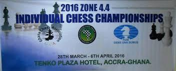 The Africa Zone 4.4 Individual Chess Championship