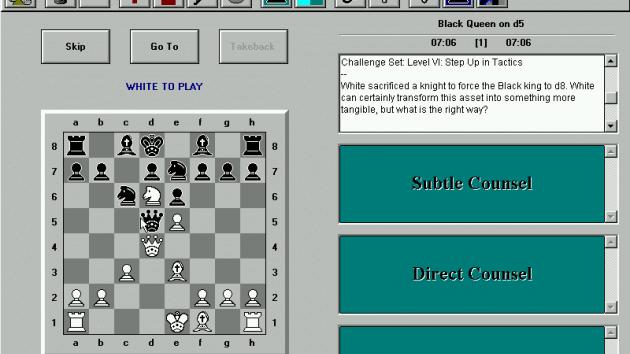 Chess Mentor - a hidden gem