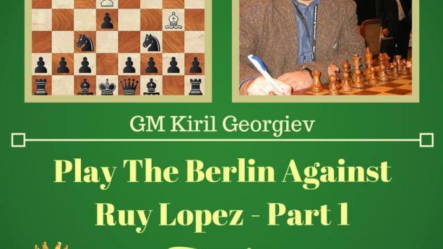 Understand The Berlin Endgame