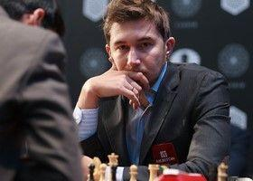 Sergey Karjakin and Norway Chess