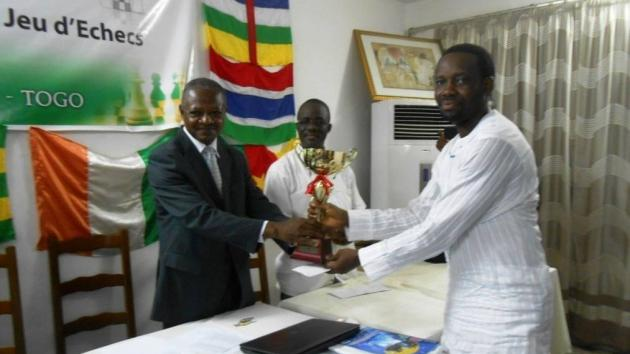 IM ADU Oladapo Defends The West African Chess Championship
