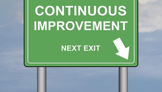 Road to Improvement #1