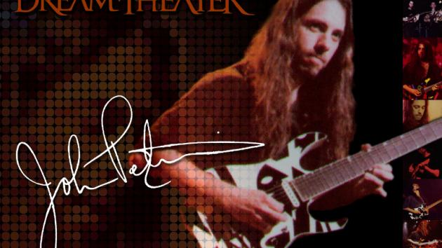 John Petrucci Gets Ripped