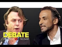 Debate: Atheist vs Muslim (Christopher Hitchens vs Tariq Ramadan)