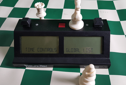 Do You Need a New Chess Clock? Review of the Vtek300