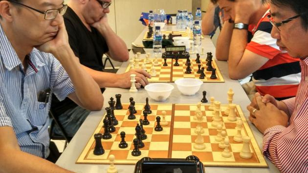 Instructive games from the 3rd Balestier Blitz event
