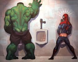 Avoiding The Hulk: Sense of Danger