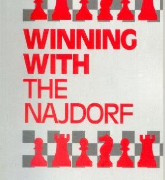 WINNING THE NAJDROF - DANIEL KING (BOOK REFERENCE0