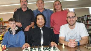 Broken Hill NSW Chess Simul 24/4/16