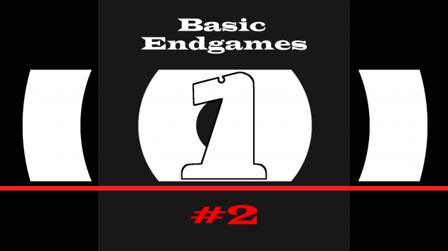 Basic Endgames - Knight #2 and 3#