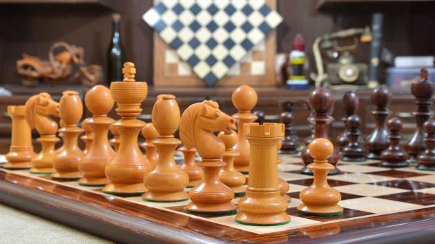 Popular Antique and Vintage Chess Sets