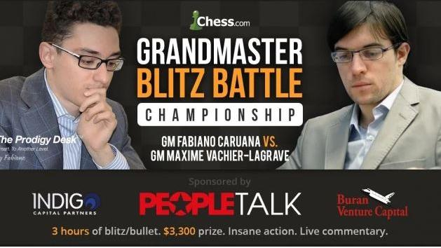 Who will win? Fabiano Caruana vs. Maxime-vachier Lagrave