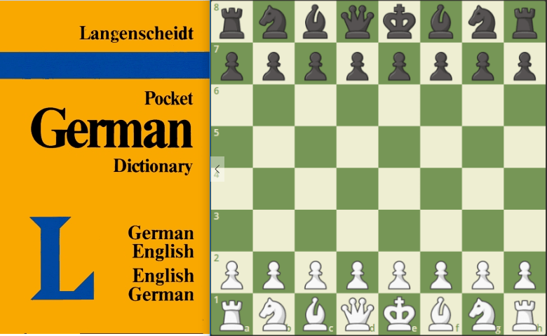 German Chess TV today