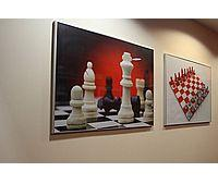 Journeys large and small: Prague or Chess cafés and The other trains