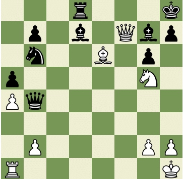 Smothered Mate at Grandmaster Level