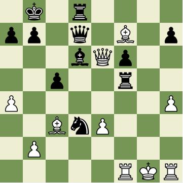 Mate in 2 Puzzle, Theme: Epaulette Mate