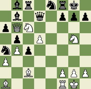 (difficult) Mate in 6 Puzzle, Theme: Blackburne's Mate
