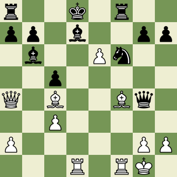 Mate in 3 Puzzle, Theme: Boden's Mate
