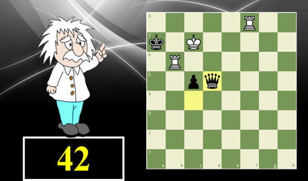 How to Solve Chess Puzzles #42