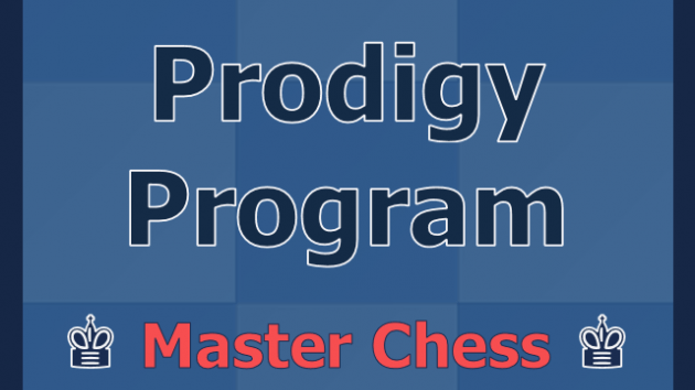 June 2016 Prodigy Program with Vishy Anand!
