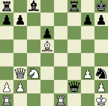 Mate in 3 Puzzle, Theme: Smothered Mate