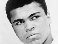 REST IN PEACE MUHAMMED ALİ!