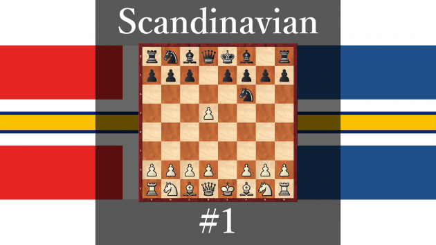 How play against Scandinavian Defense
