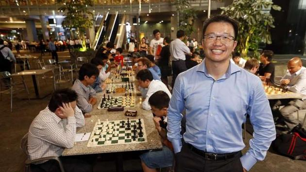Chess Meetup goes National