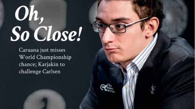 Chess Life Preview - June 2016